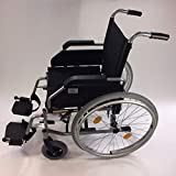 Trendmobil Rollstuhl TMB Faltrollstuhl Transportrollstuhl Reiserollstuhl mit Steckachsensystem Sitzbreite 45 cm - 2