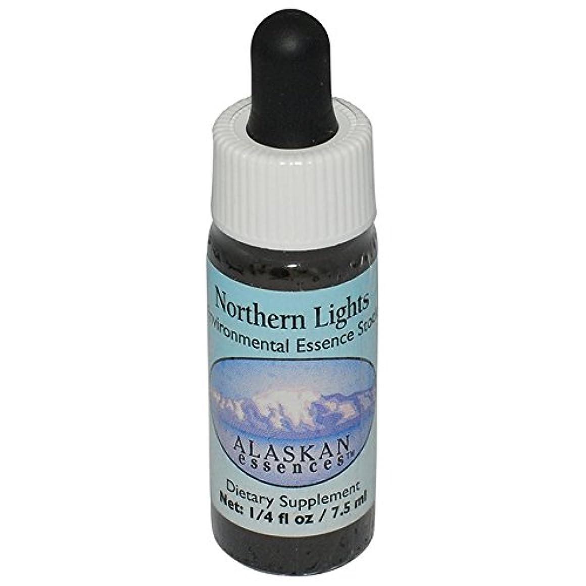 間違いトリッキー昆虫を見るアラスカン?エッセンス/エンバイロメンタル(環境)[ノーザンライト(オーロラ)]