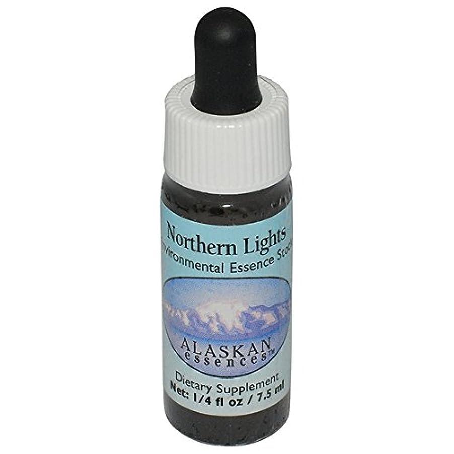 故意のベスビオ山適度なアラスカン?エッセンス/エンバイロメンタル(環境)[ノーザンライト(オーロラ)]