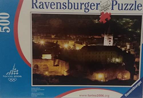 Ravensburger 14482 SUSA di Notte Puzzle Olimpiadi Invernali Torino 2006 500 pz 49 x 36