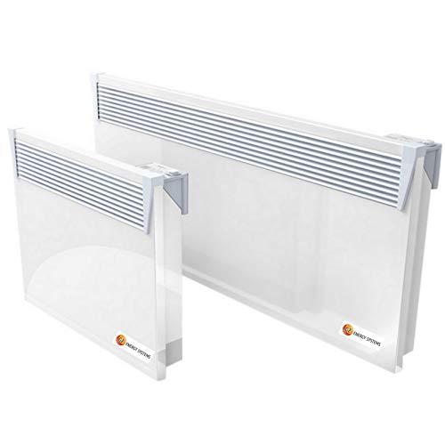 Elektroheizkörper Elektroheizung Wandkonvektor LED Display - Heizgerät - 1000 1500 2000 2500 3000 Watt