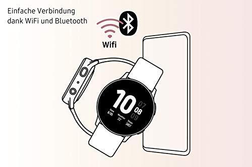Samsung Galaxy Watch Active2 Aluminium 44 mm (Explorer Edition) schwarz - 6