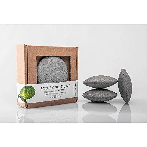 Pierre de Plaisir - Scrubbing Stone for the Body Grey - 90g