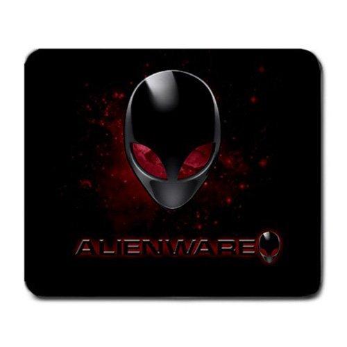 Unbekannt Alienware Optisches Gaming-Mauspad #3, rutschfestes Neopren-Gummi, Standard 8