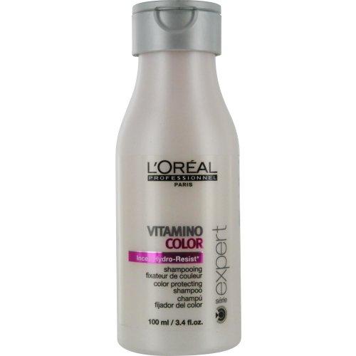 L'Oréal Professionnel - Shampooing Vitamino Color - Format de voyage (100 ml)