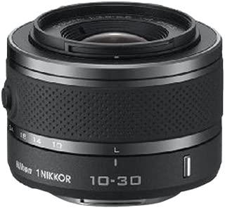 Nikon 1 NIKKOR VR 10-30mm f/3.5-5.6 Lens (Black)