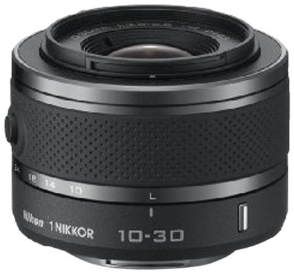 Nikon 1 NIKKOR - Objetivo para Nikon (Distancia Focal 27-81 mm, Apertura f/3.5, estabilizador), Negro