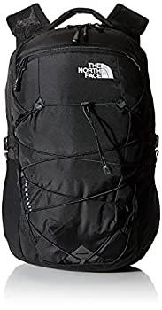 The North Face Borealis Laptop Backpack - Bookbag for Work School or Travel TNF Black One Size
