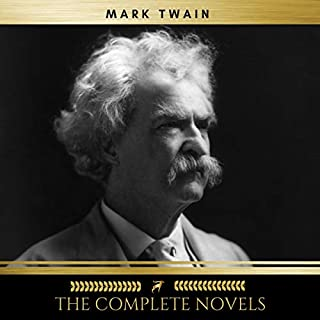 Page de couverture de Mark Twain. The Complete Novels