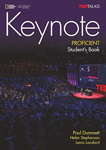 Keynote Proficient. Alumno (+ DVD-ROM)