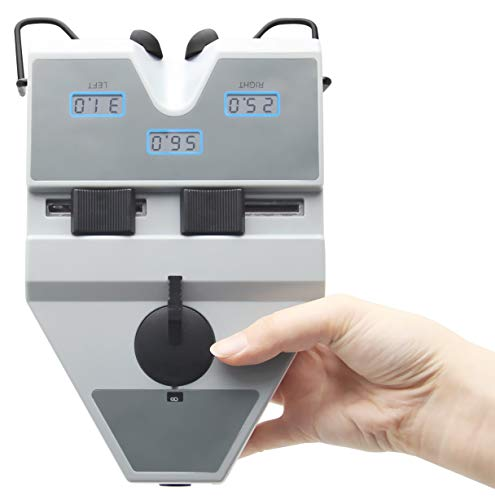 Huanyu Digital Pupilometer Optical PD Meter Pupil Distance Meter Measuring Tool Pupilary Distance Meter CE Approved (LY-9C)
