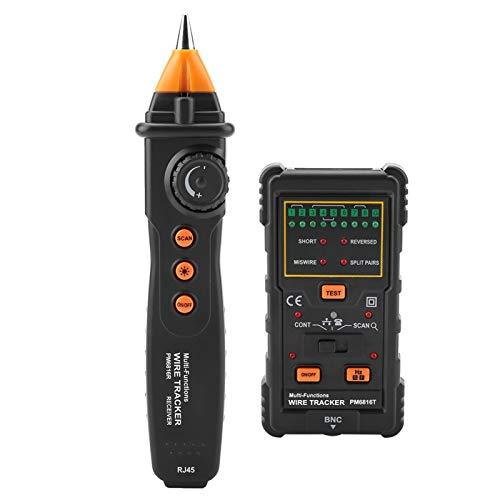 Cable, función de caza, cable buscador de cables, detección de integridad del cable, para el hogar de laboratorio