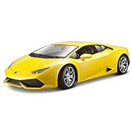 Highly detailed die-cast metal body with plastic parts Opening doors, hood and trunk on most styles Full function steering, four wheel suspension Perfectly molded engine Accurate Gauges and dash inside