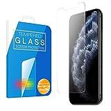 MS factory iPhone11 Pro iPhoneXS iPhoneX ガラスフィルム ブルーライト カット 90% iPhone アイフォン 11 プロ XS X ブルーライトカット 保護フィルム 日本製 強化ガラス フィルム 3D Touch 対応 90日 保証 FD-IPX-BLUE-AB