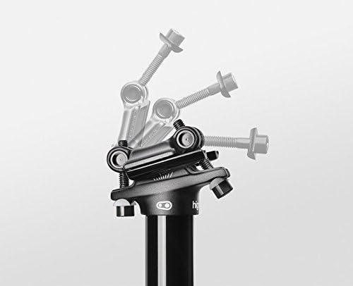 CRANKBROTHERS Highline 3 Teleskop Sattelst/ütze /Ø31,6mm Black 2020 Sattelst/ützen