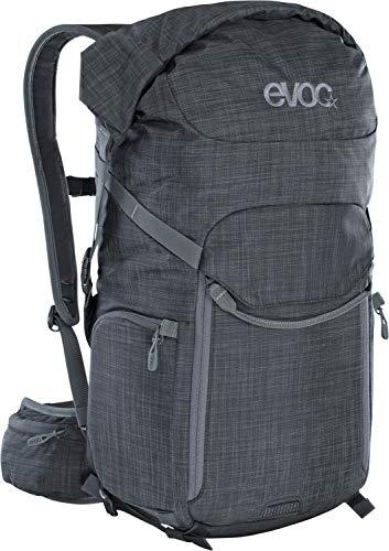 evoc PHOTOP 16l Photo Backpack, Carbon Grau meliert, One Size