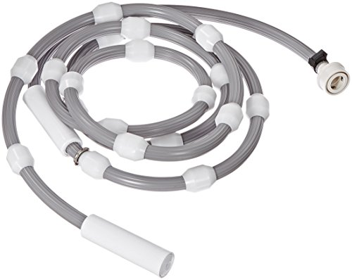 Affordable Pentair LH16 Wall Hose with Fittings Replacement Sweep I and II Automatic Pool Cleaner