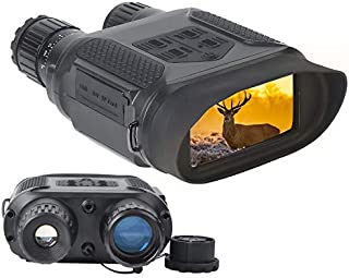 T-EAGLE NV400B 7X31 Infared Digital Hunting Night Vision Binoculars 2.0 LCD Military Day and Night Vision Goggles Telescop...