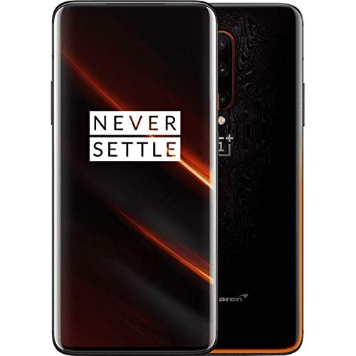 OnePlus 7T Pro McLaren 12GB 256GB Dual SIM EU Version - Papaye Orange [Andere Europäische Version]