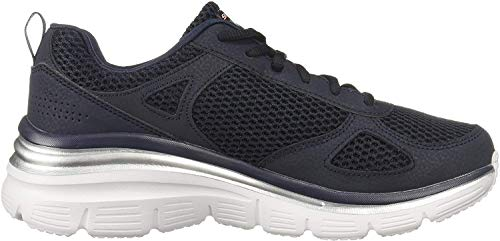 Skechers Fashion Fit Perfect Mate Sneakers Schuhe Memory Foam Sneakers