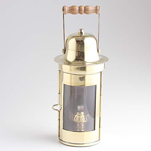 真鍮製船舶燈 CS ビナクル コンパス真鍮製マリンランタン オイルランプ MARINE LANTERN BINNACLE LAMP CIL400