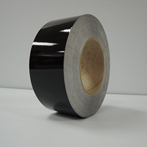 2' 3M Vinyl Striping 150' 25 Colors Available (Black)