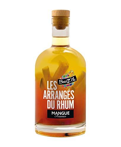 Breiz'île Les Arranges du Rhum Mangue Ananas 700 ml