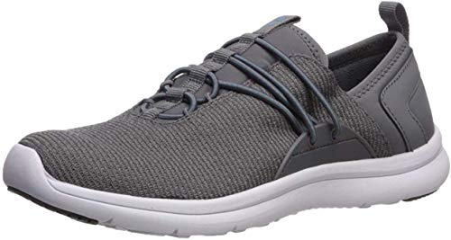 Ryka Women's Chandra Walking Shoe, Grey, 9 M US