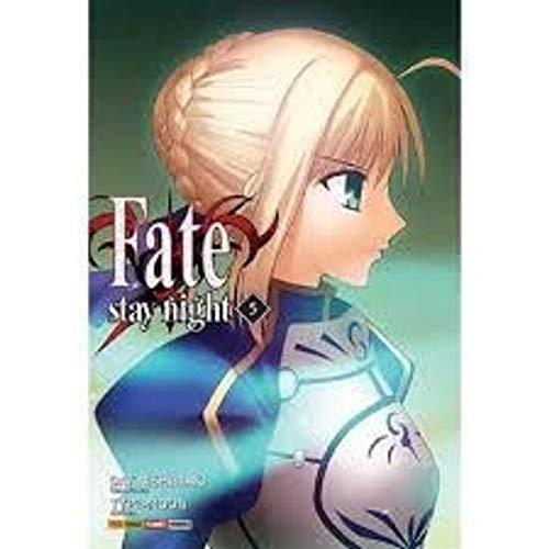 Fate stay night 5 - panini