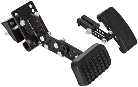 ECOTRIC Gas and Brake Pedal Extenders Enhancement Kit for Cars Go Kart Ride on Toys product image