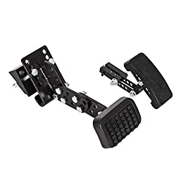 commercial ECOTRIC accelerator and brake pedal extensions set for toy carts auto pedal extenders