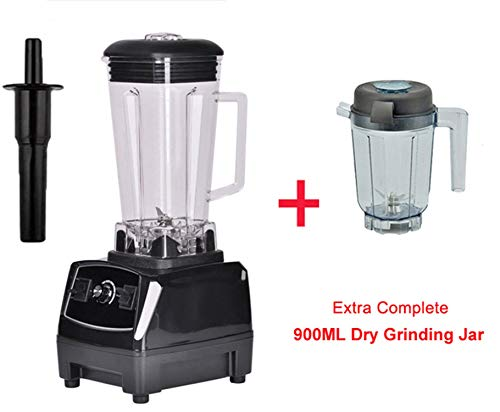 Buy Discount BPA Free 3HP 2200W Heavy Duty Commercial Grade Mixer Juicer High Power Food Processor I...