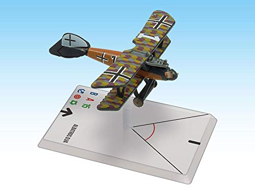 Ares Games WW1 Wings of Glory Albatros D.V (Weber) - English