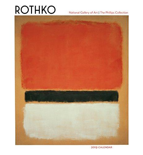 Rothko 2019 Calendar