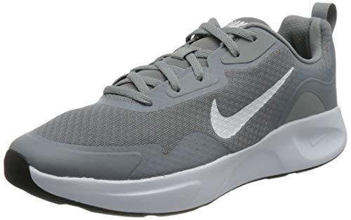Nike WEARALLDAY, Scarpe da Corsa Uomo, Particle Grey/White-Black, 42 EU