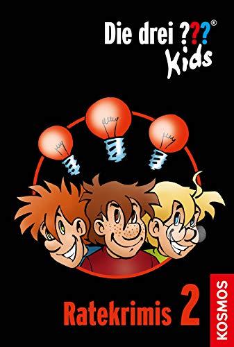 Die drei ??? Kids, Ratekrimis 2 (drei Fragezeichen Kids): 3 Kurzgeschichten