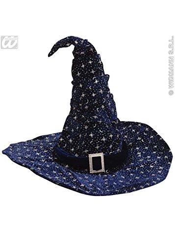 Chapeau bleu Assistant Déguisements Deluxe adulte