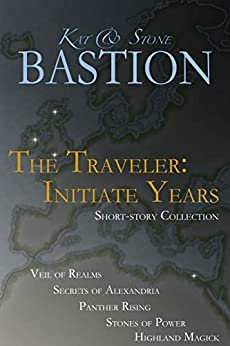 The Traveler: Initiate Years (Short-story Collection Books 1-5) by [Kat Bastion, Stone Bastion]