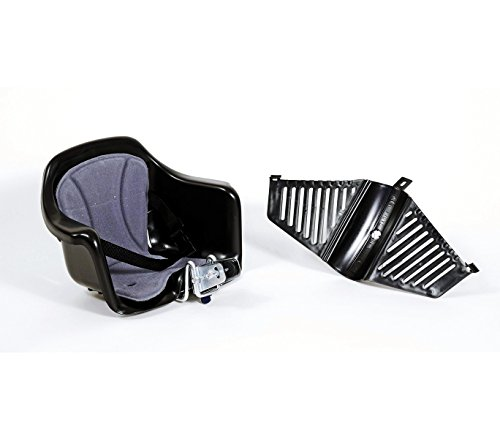 Mediawave Store fietsstoeltje vooraan HTP, voor stuur Milù CS201A met bevestigingsset