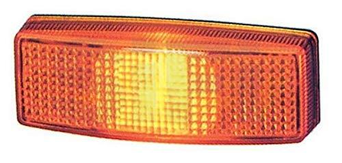 HELLA 2PS 006 717-037 Seitenmarkierungsleuchte - W5W - Anbau - Einbauort: links/rechts