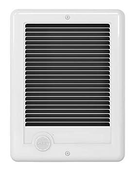 Cadet Com-Pak Electric Wall Heater No Thermostat  Model  CSC101W  120V 1000W White