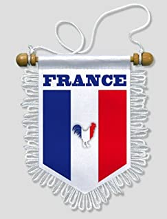 Sidekick Aufn/äher Patch Frankreich Fahne Flagge NEU