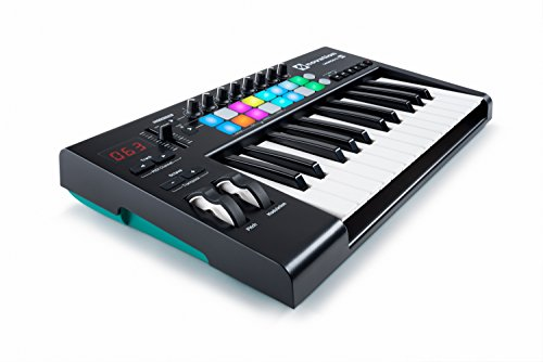 Novation Launchkey USB-Keyboard-Controller für Ableton Live, 25-Tasten MK2 Version
