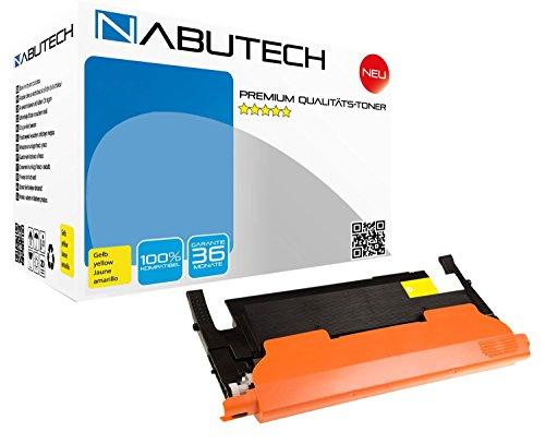 Nabutech Toner voor Samsung CLP-360 CLP-360N CLP-360ND CLP-365 CLP-365W CLX-3300 CLX-3305 CLX-3305FN CLX-3305FW CLX-3305W Xpress C410w C460FW C460W geel