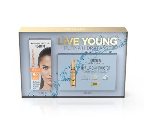 ISDIN Live Young Rutina Hidratante, 2 Unidades