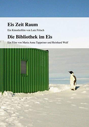 Eis Zeit Raum & Bibliothek im Eis [Alemania] [DVD]