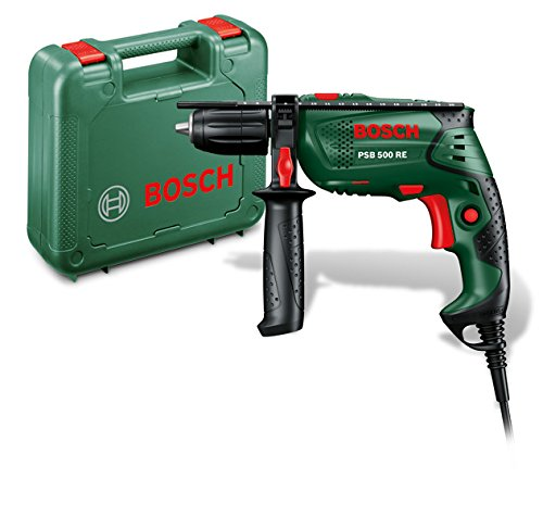 Bosch PSB 500 RE - Compact - Taladro...