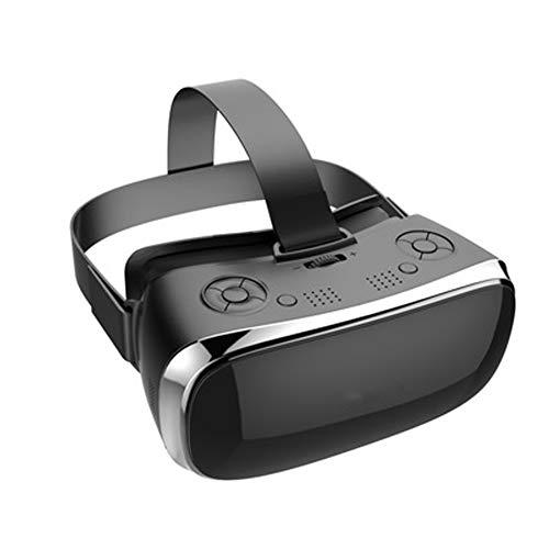Lunettes Tout-en-Un pour Casque de Jeu VR, Lunettes VR 3D VR pour télévision, Films et Jeux vidéo, système d'exploitation Nibiru intégré, résine Optique à Haute perméabilité (PMMA), écran u