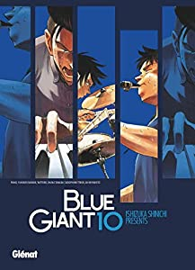 Blue Giant - Tenor saxophone | Miyamoto Dai Edition simple Tome 10
