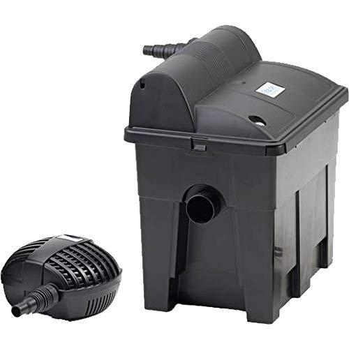 Oase Durchlauffilter BioSmart Set 7000 | Filtersystem | UVC-Technik